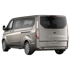Cheshire Vehicle Aluminium Windows Emergency Services Bus Coach Ice Cream Vans - Ford_Transit_Tourneo - Rear - 750sq