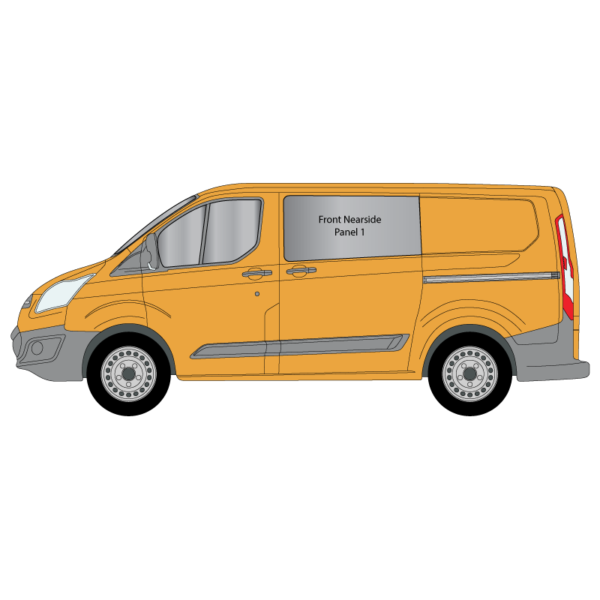 Cheshire-Vehicle-Aluminium-Windows-Ford-Transit-Custom-SWB-2014-Nearside-Panel-1