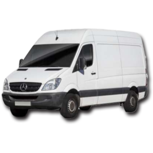 Cheshire Vehicle Aluminium Windows - Mercedes Sprinter 2007 MWB