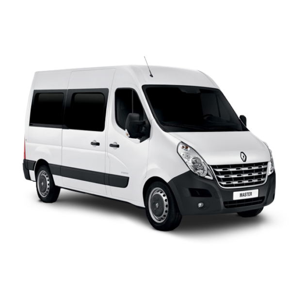 Cheshire Vehicle Aluminium Windows - Renault Master SWB Van