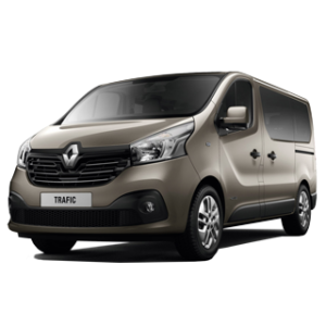 Cheshire Vehicle Aluminium Windows - Renault Trafic Side View-2014
