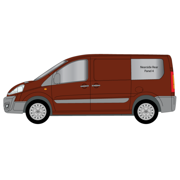 Cheshire-Vehicle-Glass-Conversion-Windows---Toyota-Proace-2017-Nearside-Panel-4