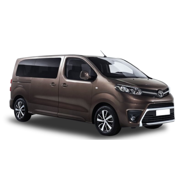 Cheshire Vehicle Glass Windows Van Conversions - Toyota Proace Brown 800px sq